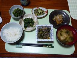 4月15日昼食