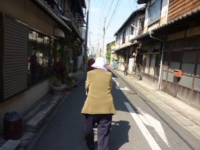 4月14日散歩