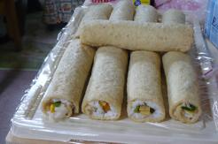 あげ巻き寿司8