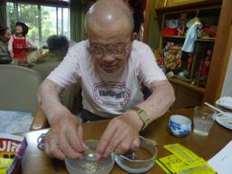 バケツ稲2