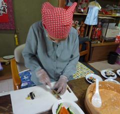 巻き寿司2日め92