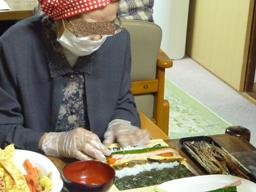 巻き寿司2日め7