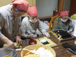 巻き寿司2日め8