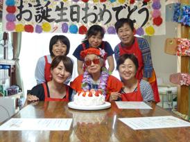 YKさん誕生日4