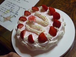 YKさん誕生日2