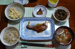 5月24日昼食
