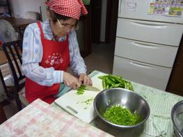 yuriさん台所2