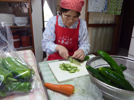 yuriさん台所1