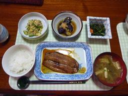 8月16日昼食