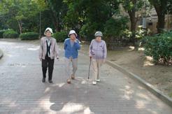 市役所散歩1