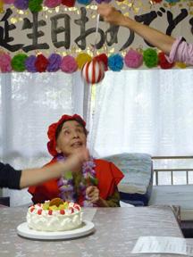 Mさん誕生日6
