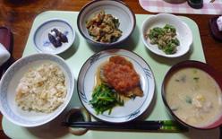 11月17日昼食