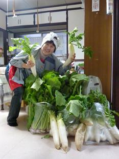 野菜だらけ1