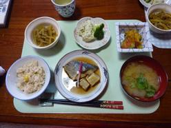 12月12日昼食