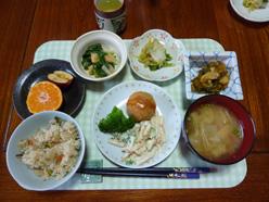 12月15日昼食