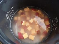 安納芋ご飯1