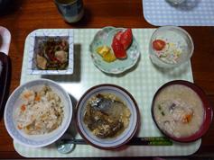 1月27日昼食