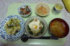 2月21日昼食