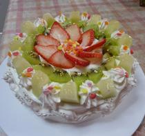Oさんケーキ