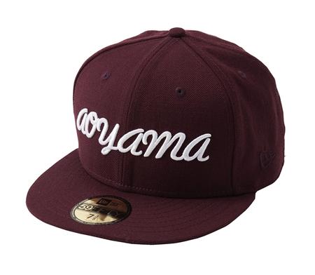 A2-AC01 NEW ERA aoyama CAP WINE_R
