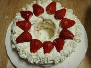 Nさんケーキ