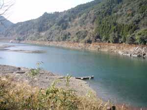 荒瀬 復活した川