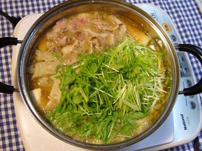 豚ちゃんこ鍋