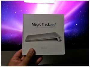 Magic Trackpad導入01
