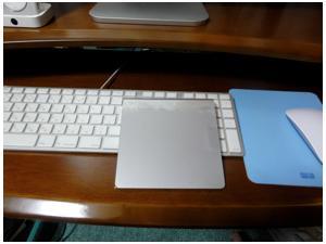 Magic Trackpad導入05