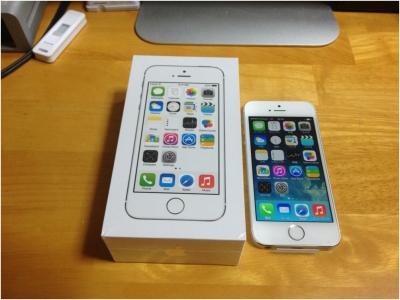 iPhone5s導入251111