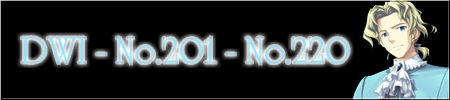 方翼のファーDWI No.201~220