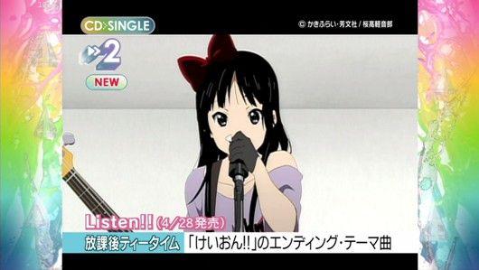 けいおん!EDテーマ曲「Listen!!」