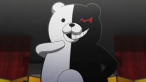 ダンガンロンパ 希望の学園と絶望の高校生 The Animation 1話