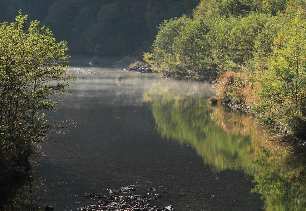 ブログ御嶽自然湖2