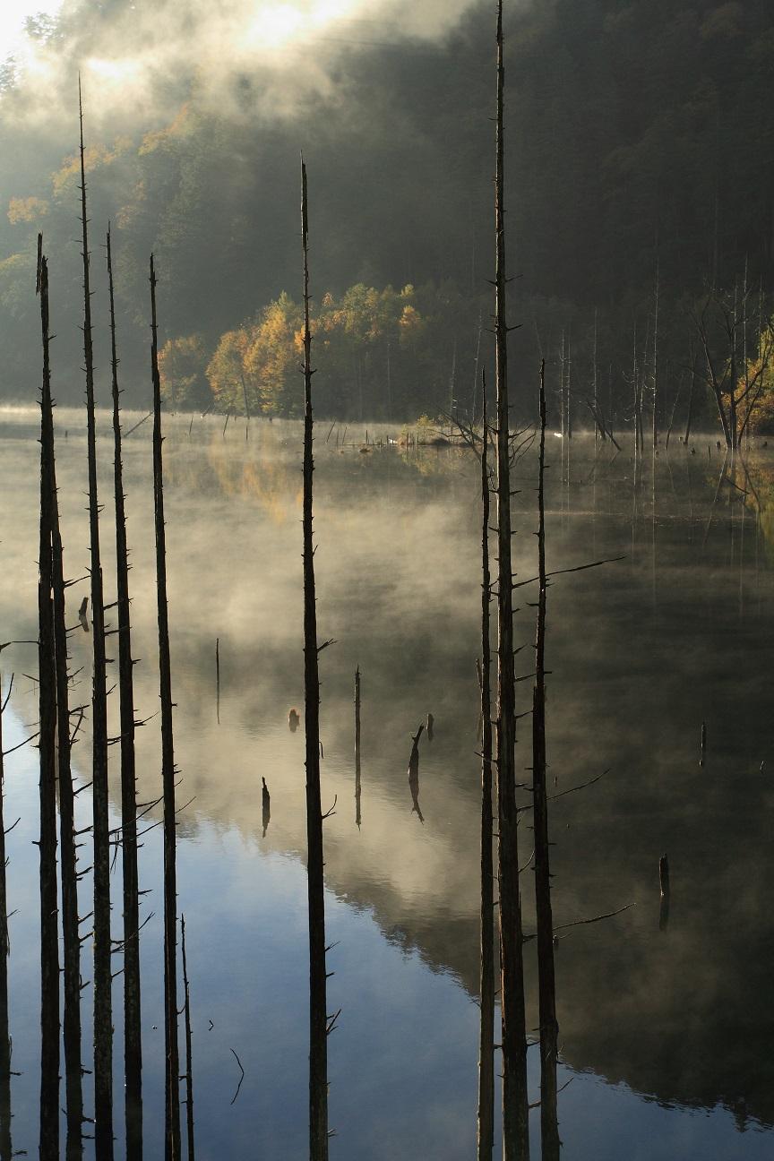 ブログ御嶽自然湖4