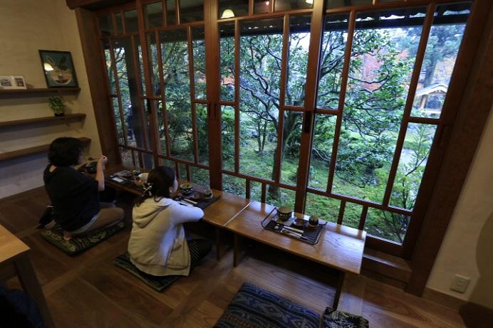 ブログ安楽寺喫茶1