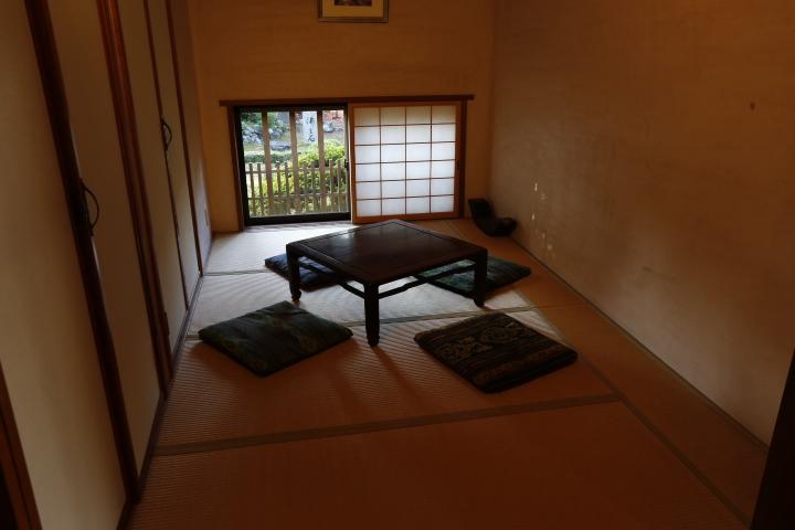 ブログ安楽寺喫茶2