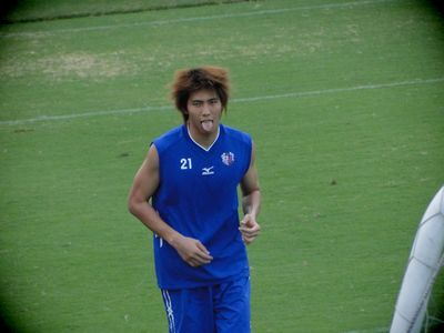 ジンヒョン選手