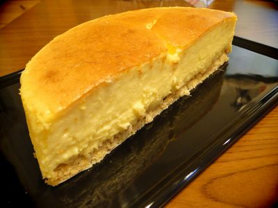 baked cheez cake
