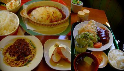 Cafe FAB 食事