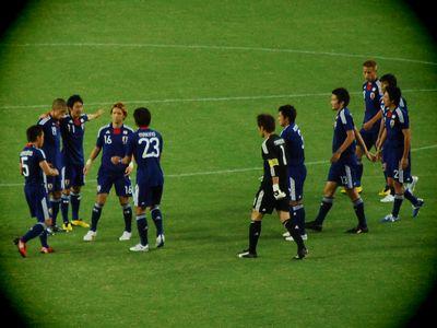 日本代表戦1