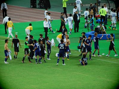 日本代表戦10