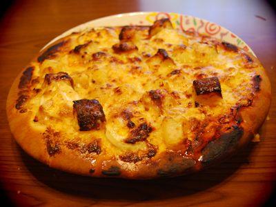 かまぼこピザ