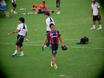 活躍した永井選手