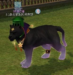 黒豹が台無しw