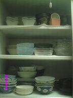 食器棚 左 整理前