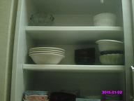 食器棚 左 整理後