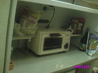 食器棚カウンター 整理後