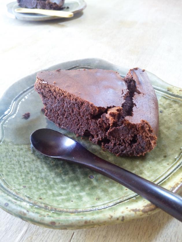 黒豆ガトーショコラ