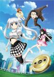 ミス・モノクローム-The Animation- 黒版(Blu-ray Disc)